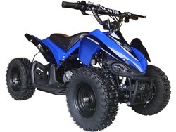 Big Toys USA MotoTec 24v Mini Quad v2 Blue - Big Toys USA MotoTec 24v Mini Quad v2 - Blue